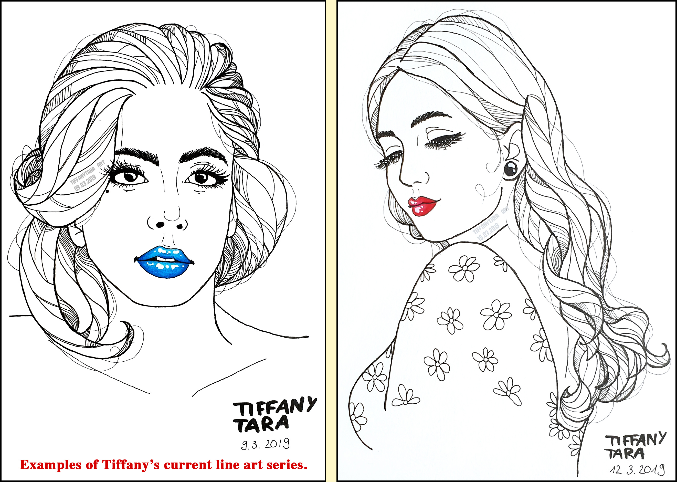 Tiffany Tara Art